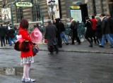 Paris, rue de Rivoli.