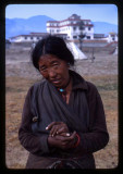 Tibetan Lady 1978