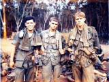 Medics Blumenfeld, Hinger & Norgon - Operation Shenandoah II, Oct. '67