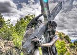 Stations-Simon Assists Jesus