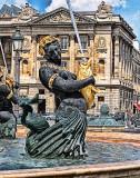 Mermaid in Paris