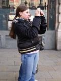 Shannon, the photographer
