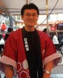 Smiling Jiro