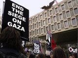 End the siege on Gaza
