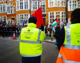 Red flag & City of Westminster Cleaners