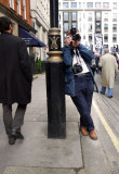 Nikon man's body language