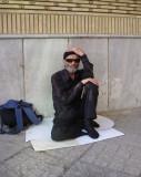 Sitting Beggar