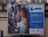 Smiling Billboard