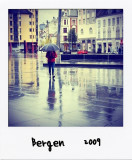 Here comes that rain again......