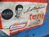 Baseball Great  Ted Williams  Had His Name On All Sears Top Rated Outdoor Gear In 1960's