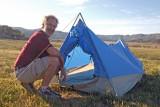 Carl Siechert And His Classic Sierra Designs Wilderness Tent