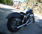 Clean Custom Harley