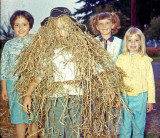 Scarecrow  ( Me ) After Watching Wizard Of Oz,,,1964