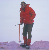 First Summit Of Mt. Whitney May 23rd, 1977