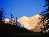 Night Camp On Woods Creek