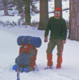 Southern Sierras ( Domelands ) PCT  May 1977