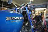 Honda 400cc Super Sport