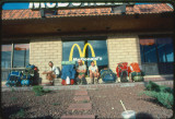 Some things Never Change  Hikers At McDonalds