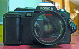 Konica FS-1 ( 35mm Auto Motor Advance)