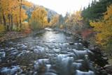 Entiat River Just Downriver From Ardenvoir