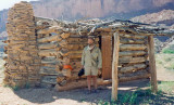 Butch Cassidy's And The Sun  Dance Kid's Real  Hide Out Cabin Along The Green River, UT