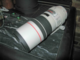 Canon F4 300mm IS Lens