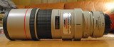 Canon F4 300mm IS  With 1.4x Tele Converter ( 420mm Setup)
