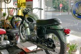 Cool 60's Triumph In Seattle  George Town Bike Shop