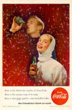The National Geographic Magazine - Pub. Coca-Cola 1952-1965