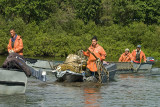 Salmon fishing, Zhupanova River