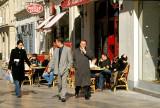 Cafe society, Nimes