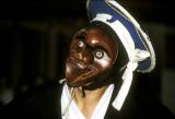 Hahoe Maeul masked dancer