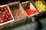 Fruit stall, Tangier