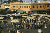 Djemaa El Fna by day