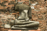 BANGKOK Headless Buddha, Ayutthaya