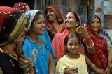Hindu wedding celebration, Jaipur