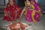 Udaipur women celebrate a Hindu festival