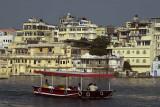 Lake Pichola and the City Palace, Udaipur