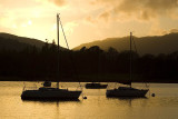Ambleside at dusk