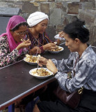Lunchtime, Jakarta