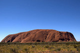 High noon, Uluru (Ayers Rock), Australia