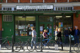 Organic groceries, Spitalfields
