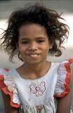 Young girl at Laga, East Timor