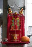 Chinese shrine, Gemas