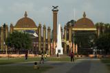 Padang Merdeka, Independence Square in Kota Bharu