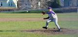 Holyoke pitcher fields line drive....