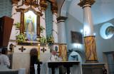 Missa - Igreja Matriz - Detalhes