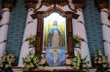 Altar com a Santa