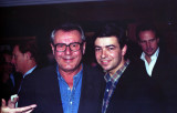me with Milos Forman