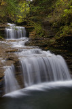 NY - Buttermilk Falls SP 1 - Ithaca, NY